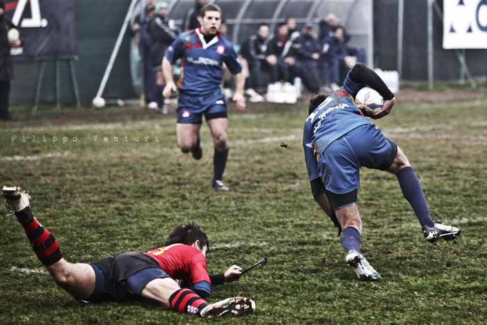 Romagna Rugby VS Rugby Paese (foto 29)