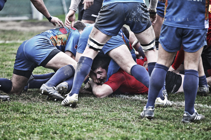 Romagna Rugby VS Rugby Paese (foto 30)