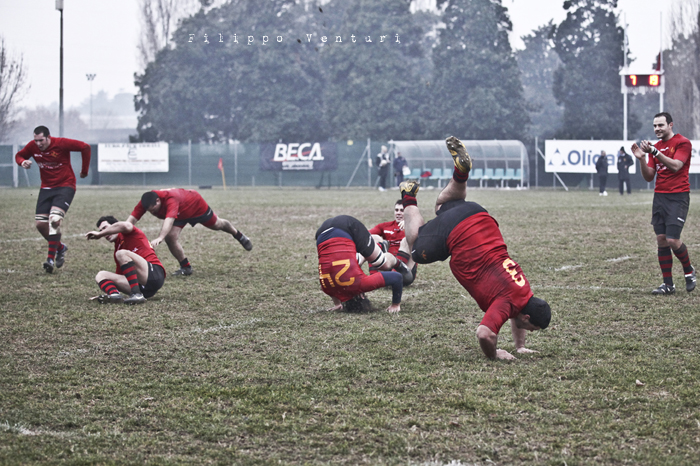 Romagna Rugby VS Rugby Paese (foto 35)