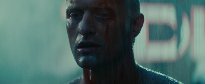 Blade Runner, Roy Batty (Rutger Hauer)