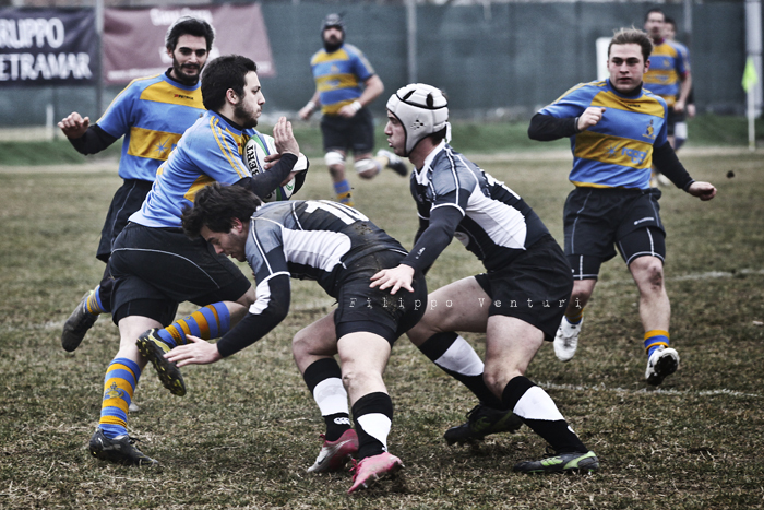 Cesena Rugby VS Rugby Castel San Pietro - Foto 2