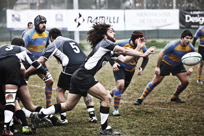 Cesena Rugby VS Rugby Castel San Pietro - Foto 3
