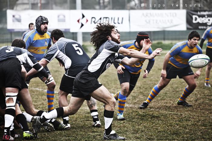 Cesena Rugby VS Rugby Castel San Pietro - Foto 3