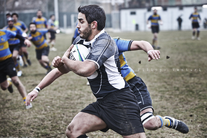 Cesena Rugby VS Rugby Castel San Pietro - Foto 5