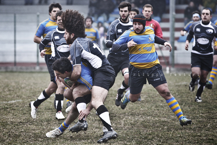 Cesena Rugby VS Rugby Castel San Pietro - Foto 7