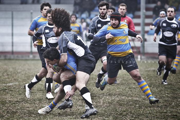 Cesena Rugby VS Rugby Castel San Pietro - Foto 7