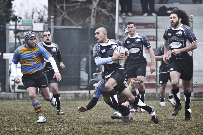 Cesena Rugby VS Rugby Castel San Pietro - Foto 8