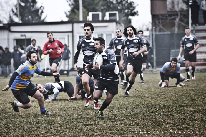 Cesena Rugby VS Rugby Castel San Pietro - Foto 9