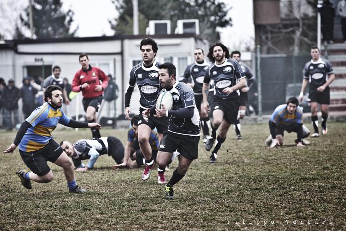 Cesena Rugby VS Rugby Castel San Pietro - Foto 9