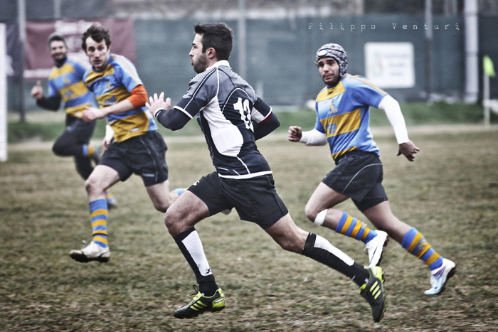 Cesena Rugby VS Rugby Castel San Pietro - Foto 10