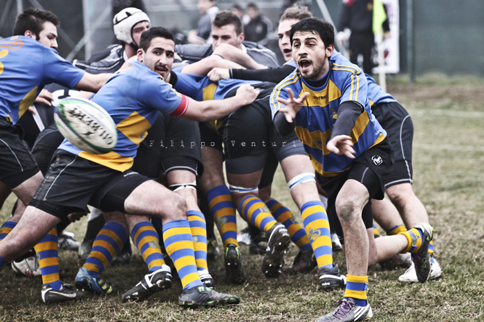 Cesena Rugby VS Rugby Castel San Pietro - Foto 12