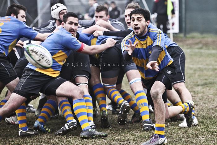 Cesena Rugby VS Rugby Castel San Pietro - Foto 12