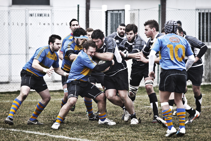 Cesena Rugby VS Rugby Castel San Pietro - Foto 13