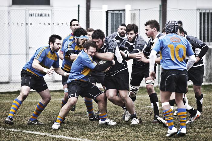 Cesena Rugby VS Rugby Castel San Pietro - Foto 13