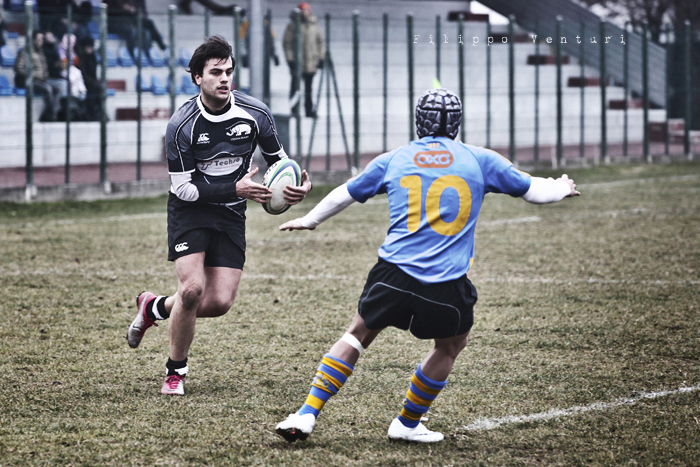 Cesena Rugby VS Rugby Castel San Pietro - Foto 14