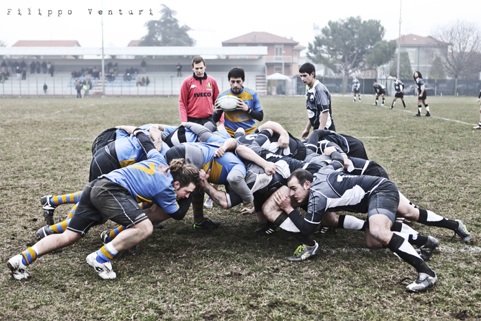 Cesena Rugby VS Rugby Castel San Pietro - Foto 15