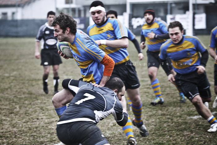 Cesena Rugby VS Rugby Castel San Pietro - Foto 17