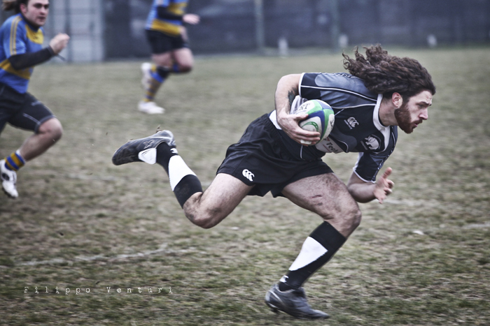 Cesena Rugby VS Rugby Castel San Pietro - Foto 18