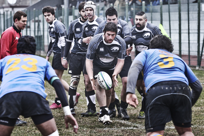 Cesena Rugby VS Rugby Castel San Pietro - Foto 19