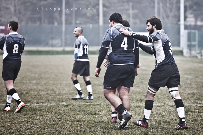 Cesena Rugby VS Rugby Castel San Pietro - Foto 21