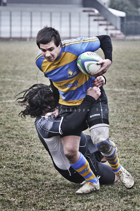 Cesena Rugby VS Rugby Castel San Pietro - Foto 22