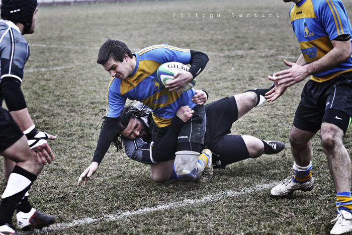 Cesena Rugby VS Rugby Castel San Pietro - Foto 23