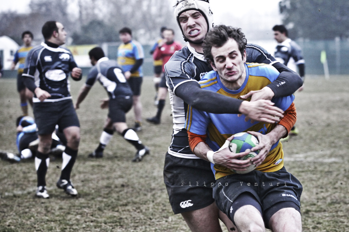 Cesena Rugby VS Rugby Castel San Pietro - Foto 25