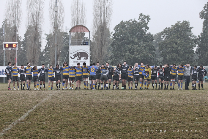 Cesena Rugby VS Rugby Castel San Pietro - Foto 27