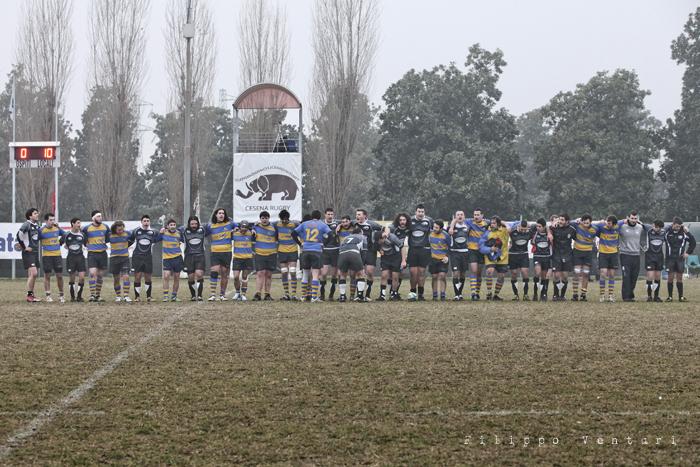 Cesena Rugby VS Rugby Castel San Pietro - Foto 27