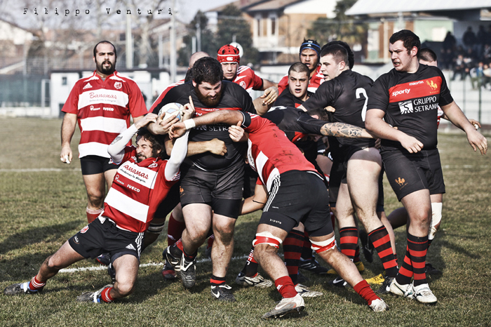 Romagna Rugby VS Rugby Milano - foto 1