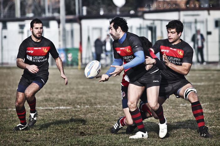 Romagna Rugby VS Rugby Milano - foto 3