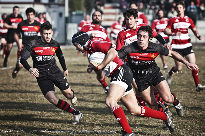Romagna Rugby VS Rugby Milano - foto 4