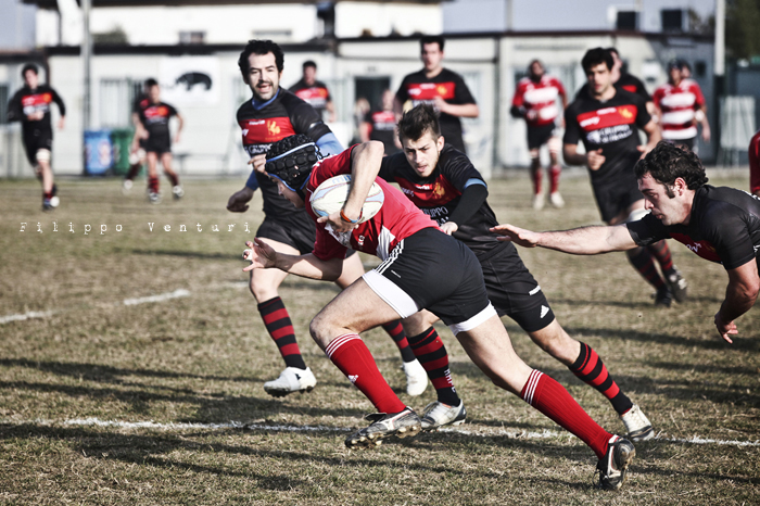 Romagna Rugby VS Rugby Milano - foto 5