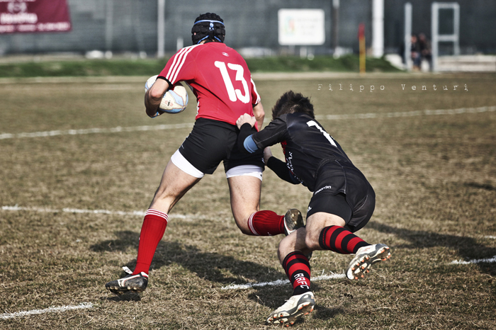 Romagna Rugby VS Rugby Milano - foto 6