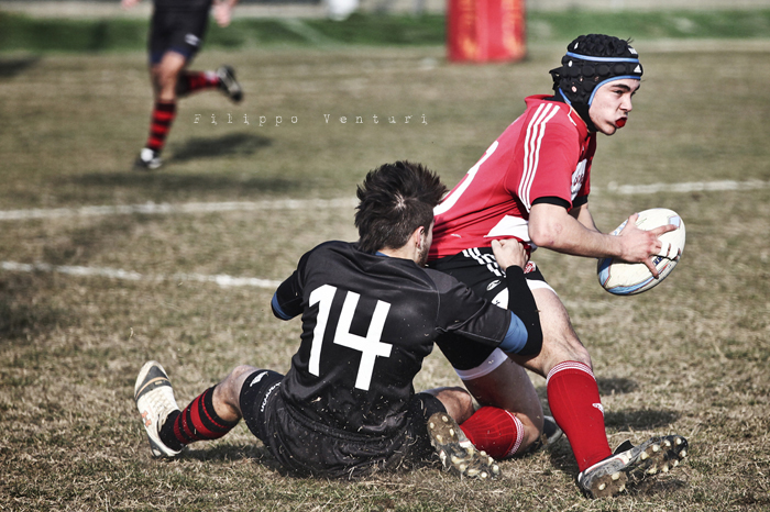 Romagna Rugby VS Rugby Milano - foto 7