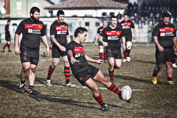 Romagna Rugby VS Rugby Milano - foto 8