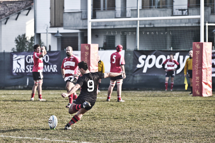 Romagna Rugby VS Rugby Milano - foto 9