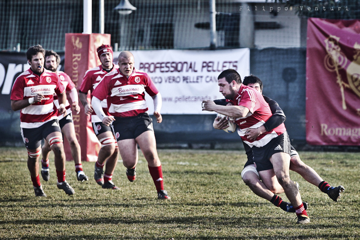 Romagna Rugby VS Rugby Milano - foto 10