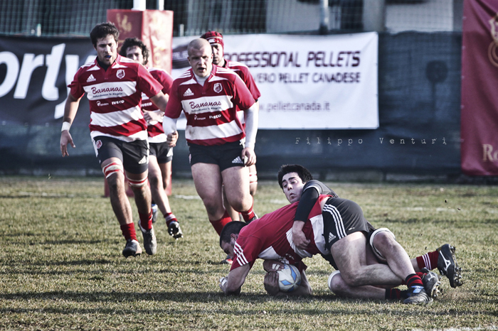 Romagna Rugby VS Rugby Milano - foto 11