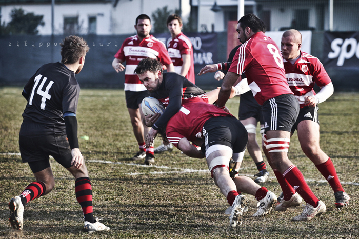 Romagna Rugby VS Rugby Milano - foto 12