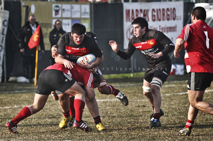 Romagna Rugby VS Rugby Milano - foto 14