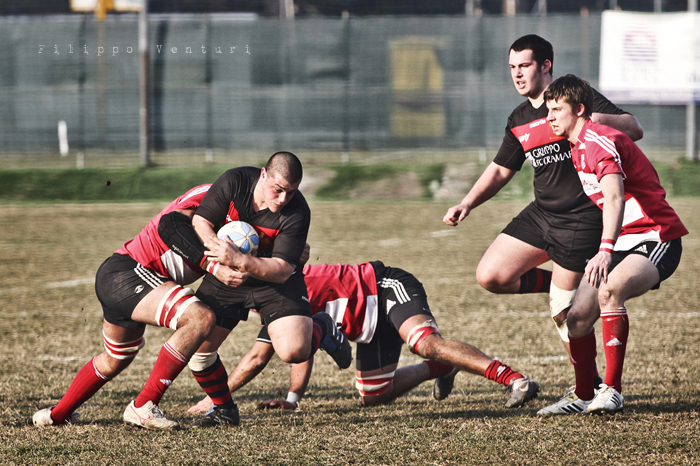 Romagna Rugby VS Rugby Milano - foto 15