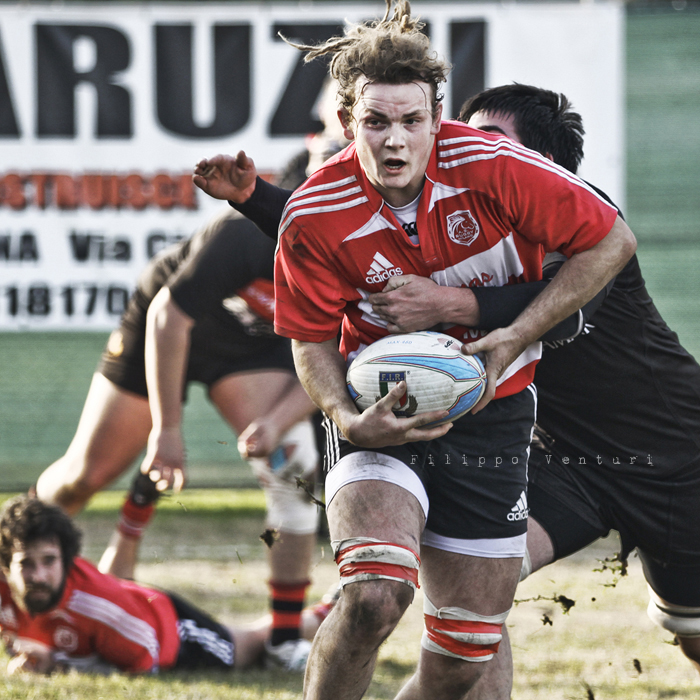 Romagna Rugby VS Rugby Milano - foto 16