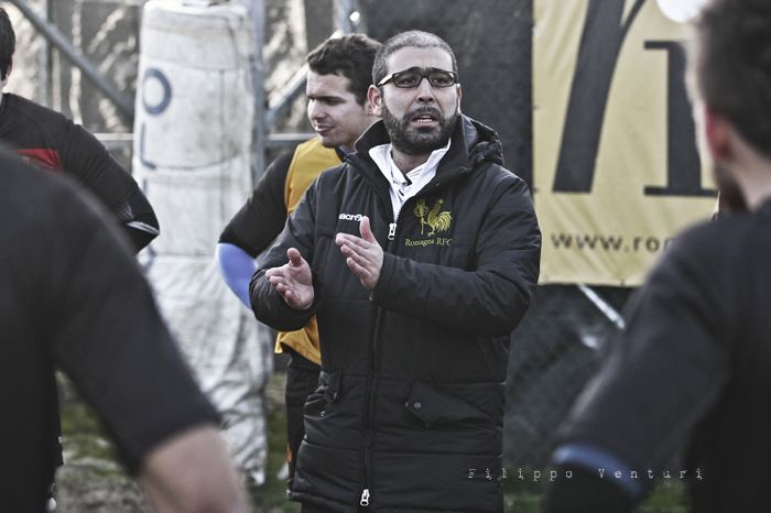 Romagna Rugby VS Rugby Milano - foto 17