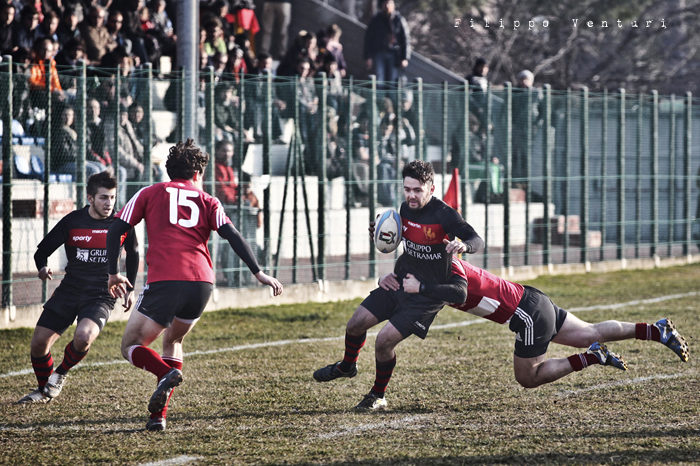 Romagna Rugby VS Rugby Milano - foto 22