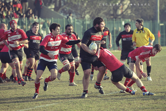 Romagna Rugby VS Rugby Milano - foto 23