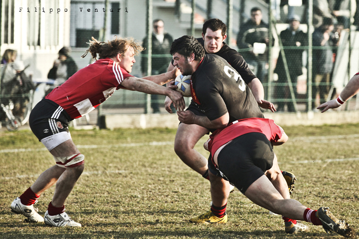 Romagna Rugby VS Rugby Milano - foto 25