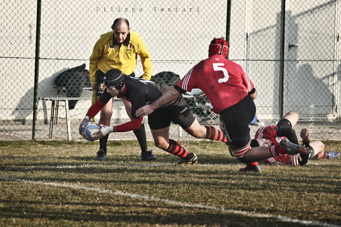 Romagna Rugby VS Rugby Milano - foto 26