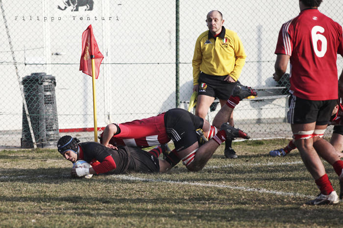 Romagna Rugby VS Rugby Milano - foto 27