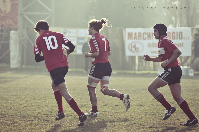 Romagna Rugby VS Rugby Milano - foto 28